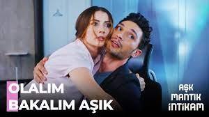 Esra ve Ozan Ofiste BASILDI! - Aşk Mantık İntikam 5. Bölüm - YouTube