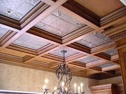 ceiling tile alternatives acoustic tiles home depot ceilings basements and