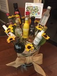 mini liquor gift baskets photo 1
