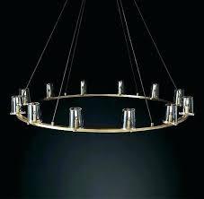 round chandelier shade linen drum restoration hardware lamp shades with beads