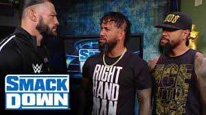 Jey Uso walks out on Roman Reigns and ...