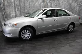 Pre-Owned 2005 Toyota Camry LE 4dr Car in Villa Park #38733A ...