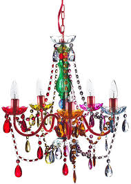 chandelier gypsy multicolor 21 x 19 5 lights hardwire collapsible