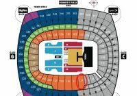 Arrowhead Stadium Seating Chart With Rows The Awesome Arrowhead Stadium Seating Chart Seating Chart
