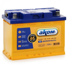 Отзывы о Аккумулятор <b>АКОМ EFB</b> 6СТ-65VL 65Ач 600А (EN)