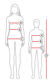 Galvin Green Size Chart Uk Sizing Guide For Galvin Green Golfonline