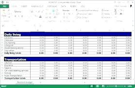 Personal Financial Budget Sheet Free Personal Financial Budget Template You Keep Track Of To