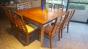 hardwood dining tables gold coast. large solid hardwood timber dining table \u0026 chairs tables gold coast o