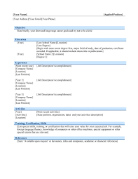 how to set up a resume template in word 2013 resume cv template 2013