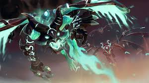 visage the grave keeper dota 2 wallpapers