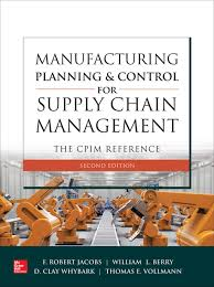 Designing And Managing The Supply Chain Ebook Manufacturing Planning And Control For Supply Chain