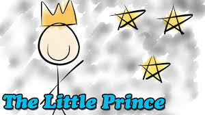 the little prince book report  sparknotes the little prince plot overview