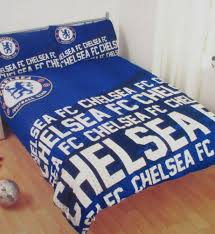 chelsea fc bed set quilt cover doulble