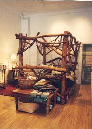 rustic furniture pics. Rustic Bed 001 Furniture Pics F