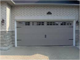 sandstone garage door color overead sandstone garage door