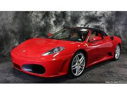 It was then replaced in 2009 by the ferrari 458. Used Ferrari F430 Spider For Sale With Photos Carfax