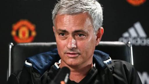 Manchester United Boss Jose Mourinho 2017
