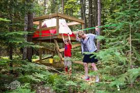 How We Built Our Treehouse Yea Dads Home
