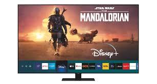 samsung smart tv in the uk