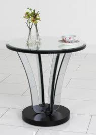 antique venetian glass side table glass vintage side table mirrored vintage side table venetian vintage mirrored side table