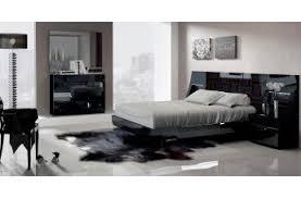 marbella furniture collection. esf furniture marbella 4piece platform bedroom set in black collection a