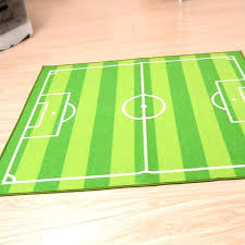 football field rug football field rug bed s runner large football pitch rugby field football field rug