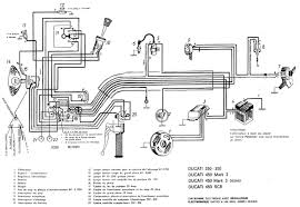 ducatimeccanica com for vintage and classic ducati motorcycle 250 350 450 mkiii 450 mkiii d 450 scrambler wiring diagram