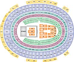 Madison Square Garden Seating Chart For U2 Garden And