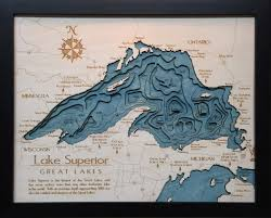 White Lake Ontario Depth Chart Lake Superior