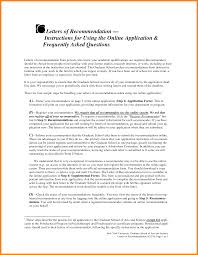 7 Academic Recommendation Letter For Masters Degree Appeal Letter