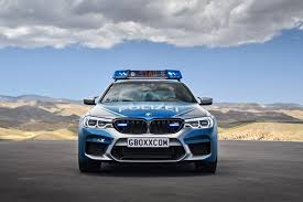 2018 Bmw M5 Looks Tempting As A Convertible Police Interceptor And