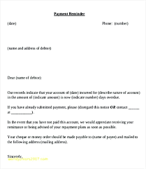 Payment Reminder Letter Template 7 Free Word – Shopsapphire