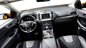 2018 Ford Edge Review & Ratings   Edmunds