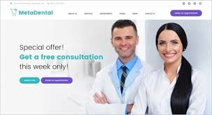 23 Best Wordpress Themes For Dentists 2019