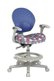 office desk depth. viva office childrenu0027s desk chair with adjustable heightdepth and foot rest office depth
