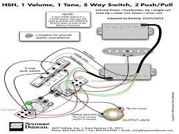 Seymour Duncan Tone Chart Seymour Duncan Wiring Diagram Gallery For Stratocaster Hsh