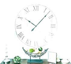 giant wall large wall clock kits giant wall clock oversize wall clocks impressive giant wall clocks