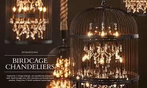 restoration hardware inspired bird cage