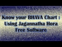 Free Nirayana Bhava Chalit Chart Know Your Bhava Chart Using Jagannatha Hora Free Software