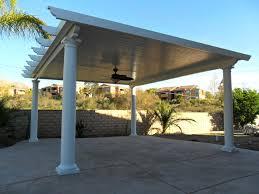 freestanding alumawood patio covers