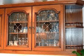 20 solid oak kitchen doors cornice pelmet includes 2 leaded glass doors excludes cabinets