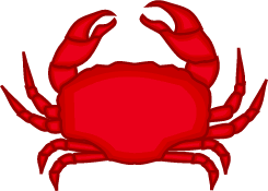 File:Crab in heraldry.svg - Wikimedia Commons