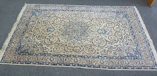 blue and cream rugs incredible dark blue area
