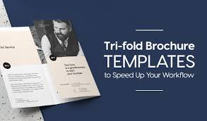 Tri Fold Brochure Templates To Speed Up Your Photoshop