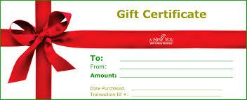 Generic Gift Certificate Agi Mapeadosencolombia Co