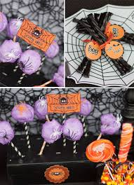 Spooktacular <b>Halloween Spider Party</b>! | Pizzazzerie | Halloween ...