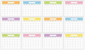 write in calendar 2018 yearly calendar with space to write template 2018 lovely note