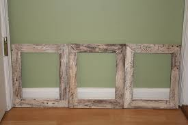 Simple and easy pallet picture frames. You probably already do these, but I  thought