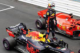 Aston Martin Red Bull Racing Team Move To Honda Engine