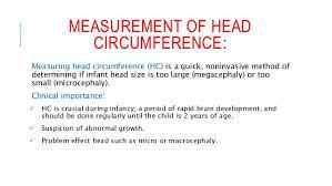 Pediatric Growth Head Circumference